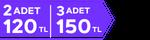 3 ADET 150 TL